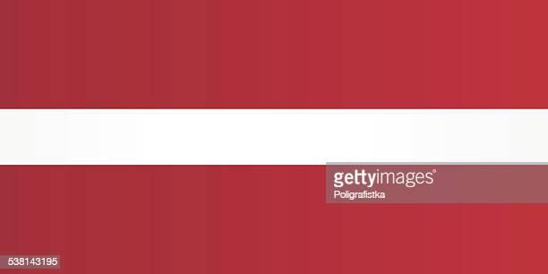 ラトビア国旗のイラスト素材と絵...