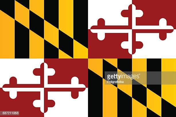 のメリーランド州旗