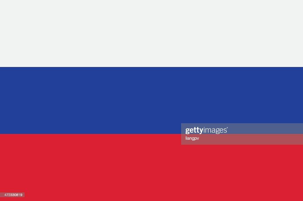 Flag of Russia : Illustrationer