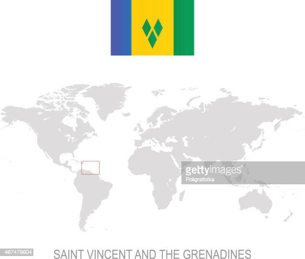 60 Top Saint Vincent And The Grenadines Stock Illustrations