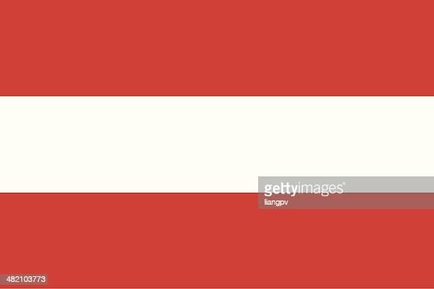 Flagge der Österreich