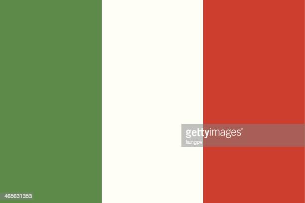 Flag of the Italy
