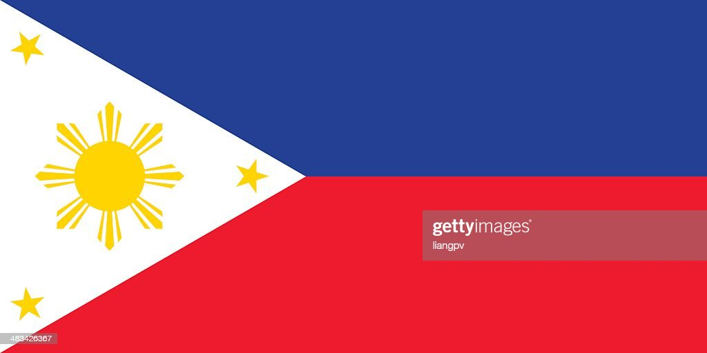 Flag of the Philippines
