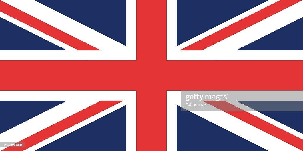 Flag of the United Kingdom (Union Jack)