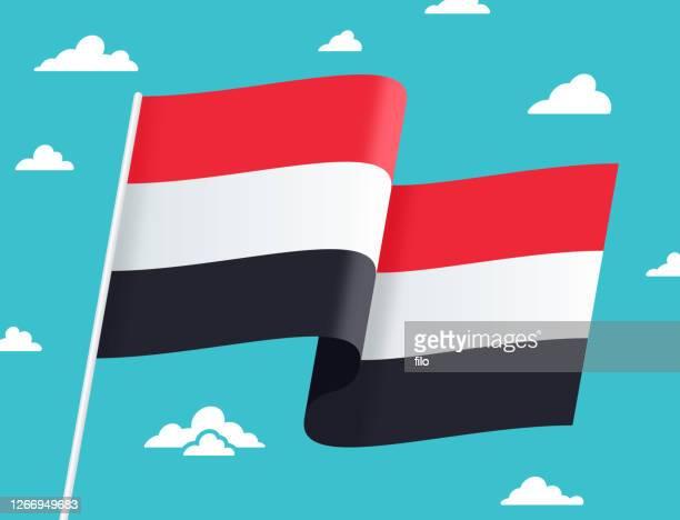 国旗 イエメン