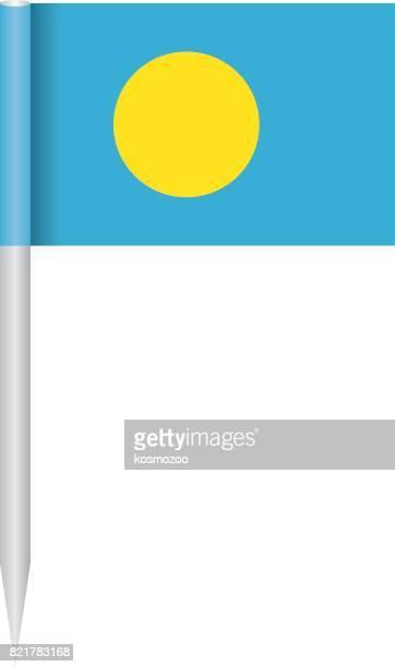 Flag Palau
