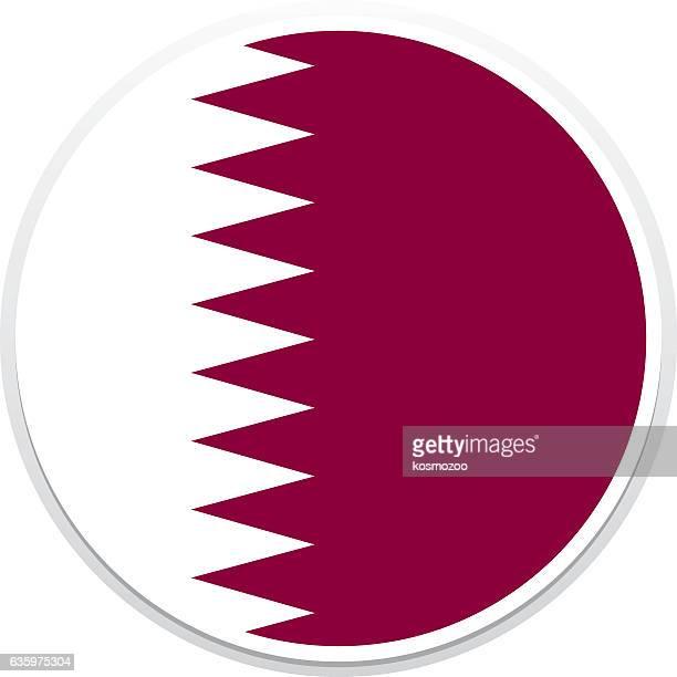 ilustrações, clipart, desenhos animados e ícones de bandeira do qatar - qatar