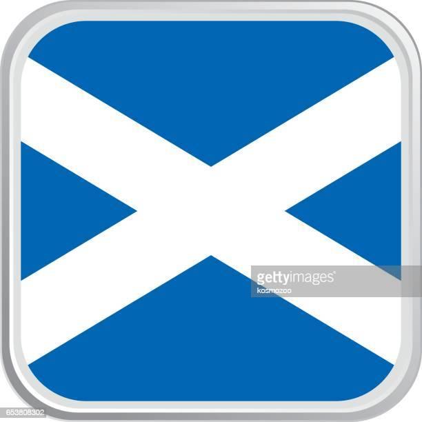 Flagga Skottland