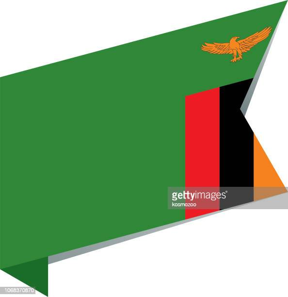 60 Top Zambian Flag Stock Illustrations, Clip art, Cartoons