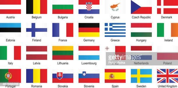 Flags - European Union