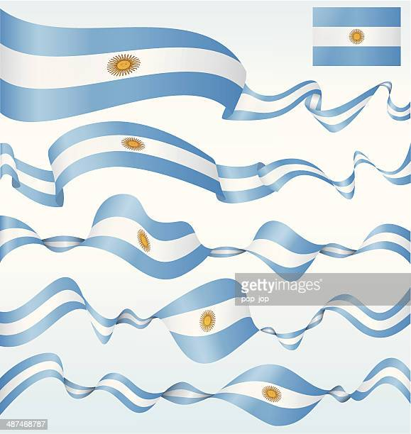 Bandeiras da Argentina-banners