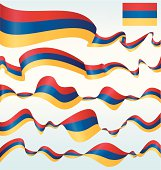 Flags of Armenia - banners