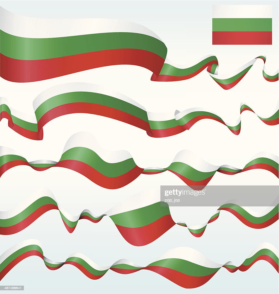 Flags of Bulgaria - banners