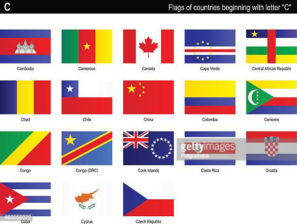 """ilustrações, clipart, desenhos animados e ícones de bandeiras de países-""""c"""" - cabo verde"""