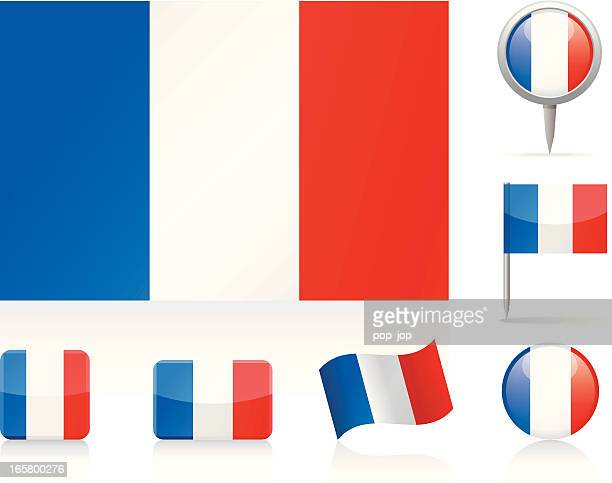 60 Top French Flag Stock Illustrations, Clip art, Cartoons