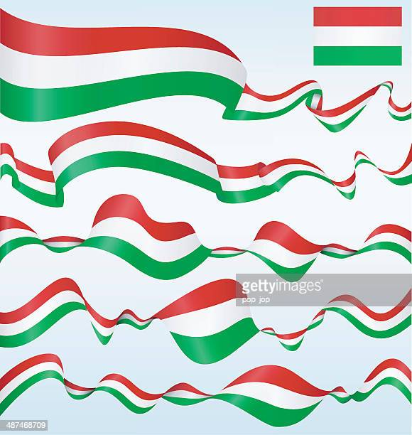 Flags of Hungary - banners