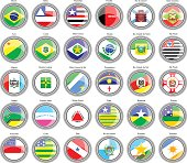 Flags of the Brazilian states