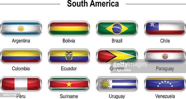 Flags - South America