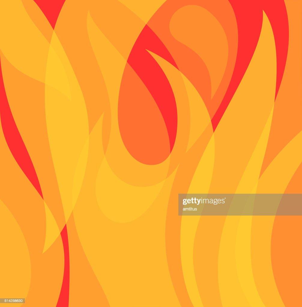 flame bg