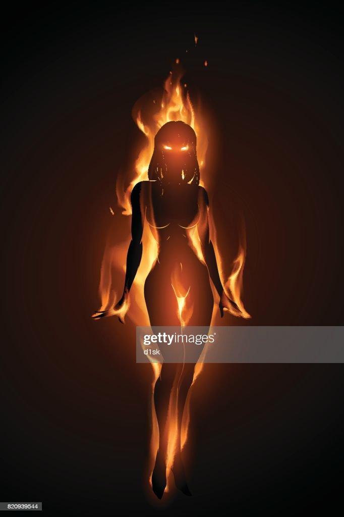 Flame Super Hero