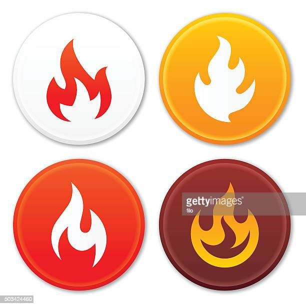 flame symbols - sport torch stock illustrations, clip art, cartoons, & icons