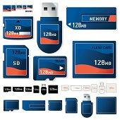Flash Card 128Mb
