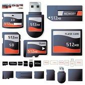 Flash Card 512Mb