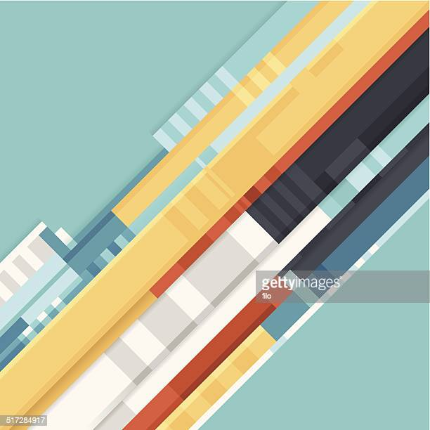 Flat Abstract Background