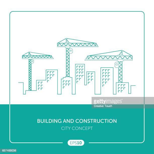 Flat Building Concept
