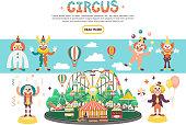 Flat Circus Concept