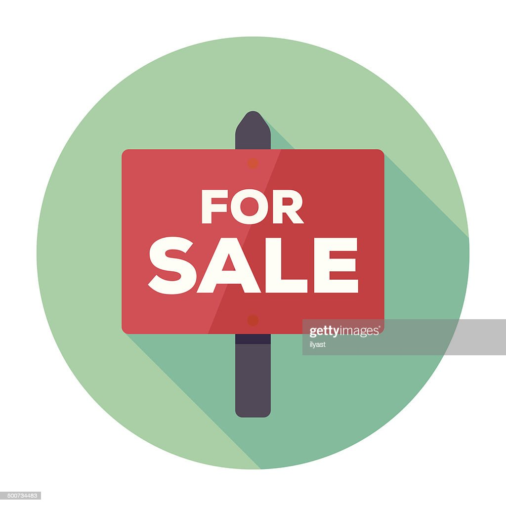 Flat For Sale Icon
