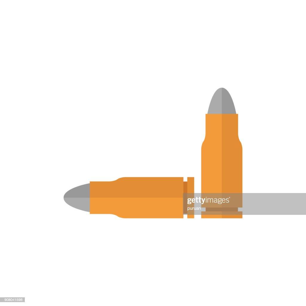 Flat icon - Bullets