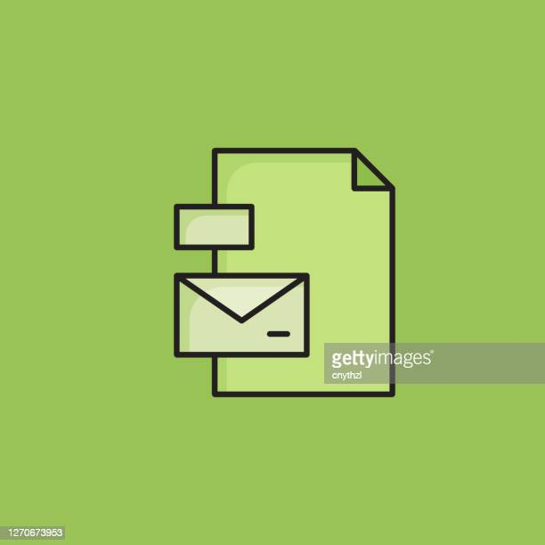 flat line design style brand identity icon outline symbol vector illustration high res vector graphic getty images https www gettyimages co uk detail illustration flat line design style brand identity icon royalty free illustration 1270673953