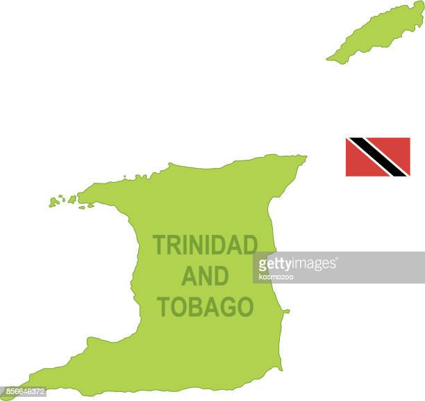 World\'s Best Trinidad Stock Vector Art and Graphics - Getty ...