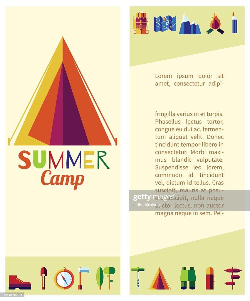 flat summer camp