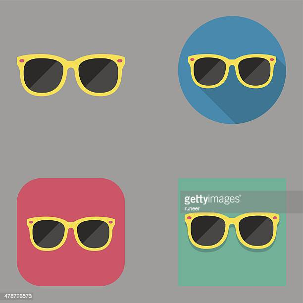 Illustrations Et Dessins Animes De Lunettes De Soleil Getty Images