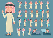 flat type Arab boy_1