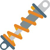 Free download of Shock Absorber vector graphics and illustrations