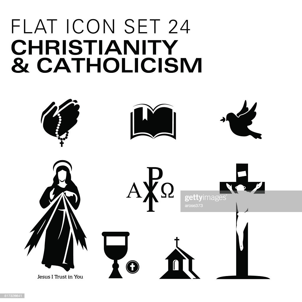 Flat24-Christianity and Catholic Religious