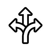 flexibility icon, vector illustration