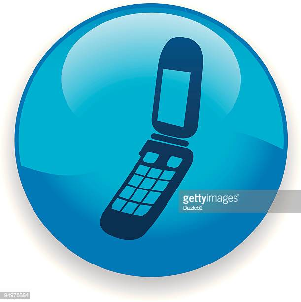 Flip Phone Icon