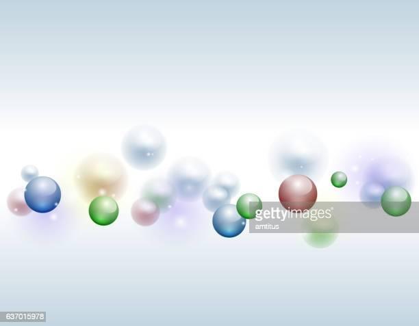 floating molecules