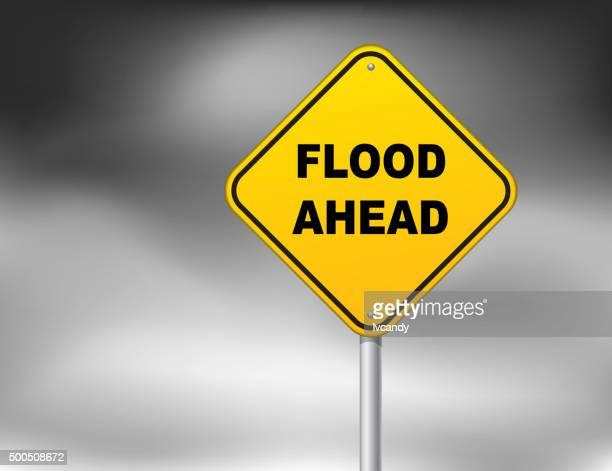 Flood ahead