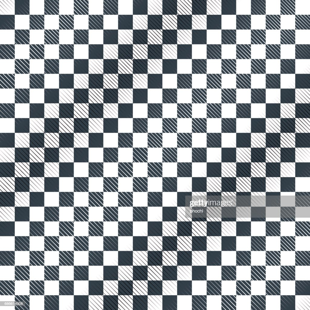 Floor, checkerboard or finish racing car flag vector