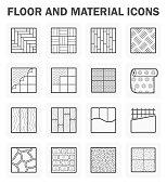 Floor icons