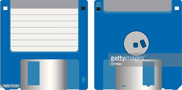 "3.5"" floppy disk - floppy disk stock illustrations, clip art, cartoons, & icons"