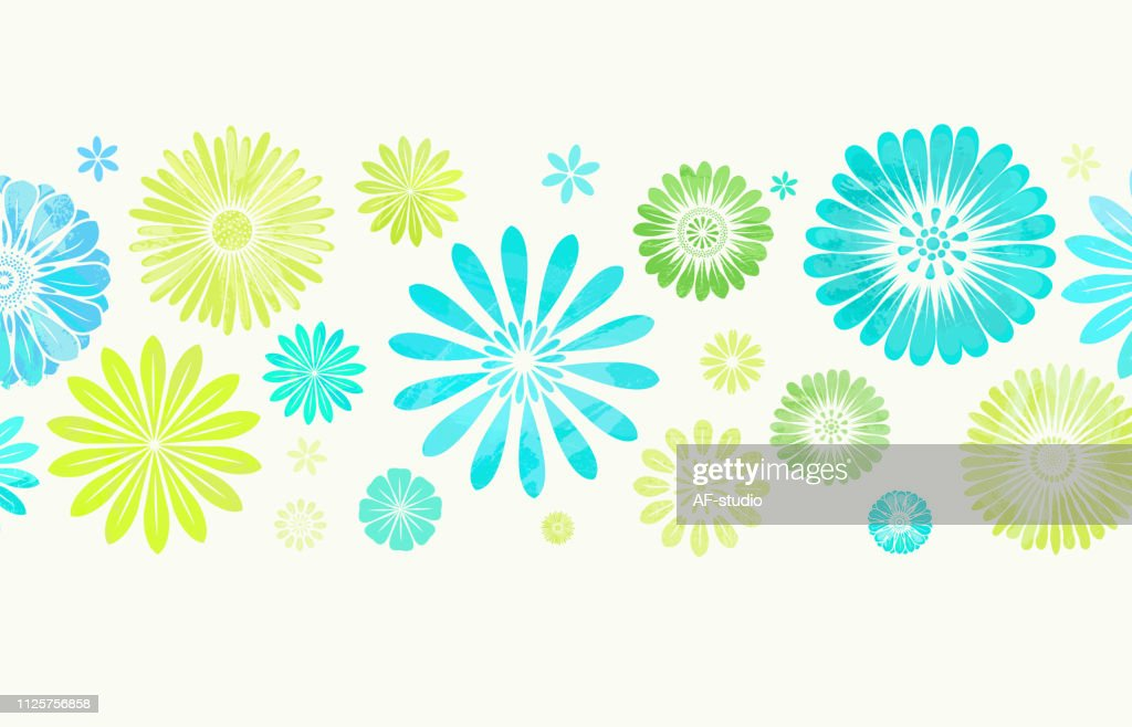 Floral Background : stock vector
