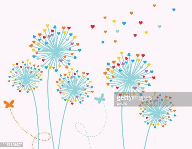 花の背景. - 春点のイラスト素材/クリップアート素材/マンガ素材/アイコン素材