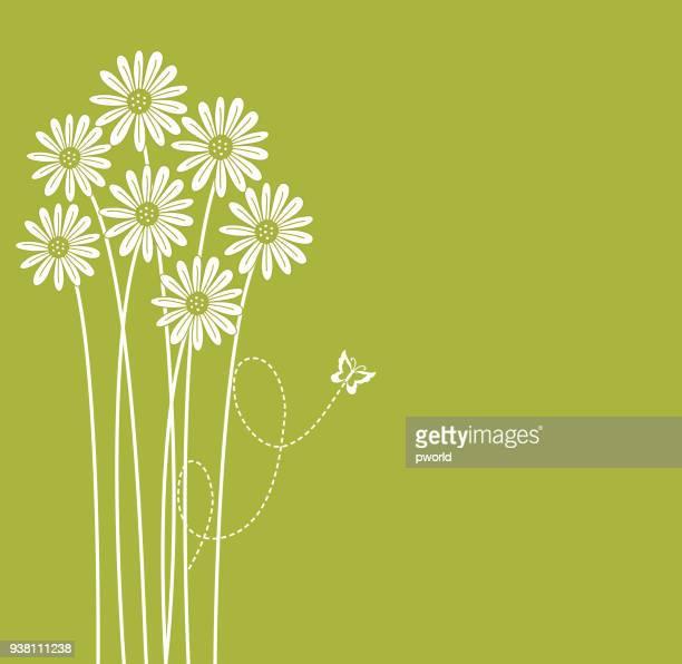 ilustrações, clipart, desenhos animados e ícones de floral fundo. - clip art