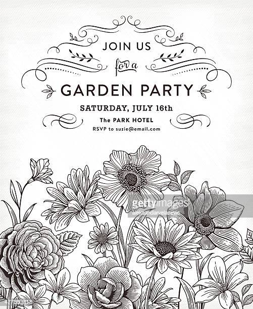 Invitation Floral